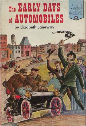 """Start by marking """"The Early Days of Automobiles in America (Landmark ..."""
