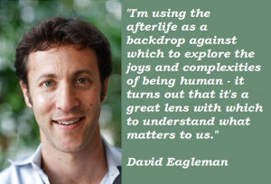 David eagleman famous quotes 4