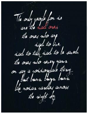 Jack Kerouac motivational inspirational love life quotes sayings poems ...