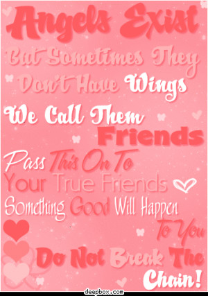 Are Friends And Like Pass