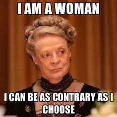 Dowager Countess of Grantham -