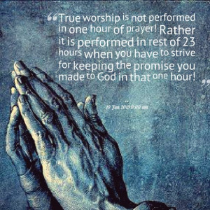 worship quotes - Google Search