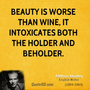 mans relationship with nature from aldous huxleys perspective Opening the doors of perception, by aldous huxley  'what about spatial relationships' the investigator enquired, as i was looking at the books, with which my.