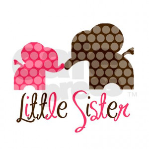 little_sister_elephant_infant_tshirt.jpg?color=CloudWhite&height=460 ...