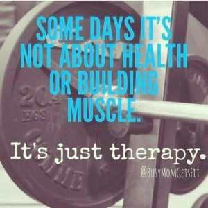 Gym therapy