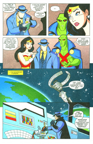 Justice League Unlimited 36