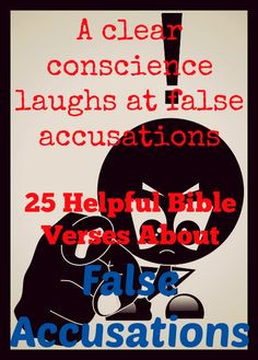 ... Accusations! Are you being falsely accused? CLICK THE IMAGE! #quotes