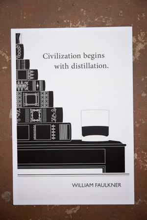 ... Faulkner, Literature Quotes, Illustration, Art, Quotes Posters