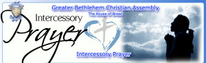 Intercessory Prayer What For