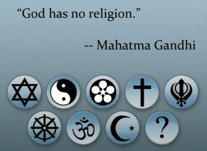10 mahatma gandhi sayings on god god has no religion mahatma gandhi