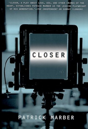 "Start by marking ""Closer"" as Want to Read:"
