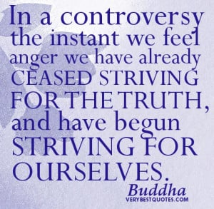 buddha quotes anger