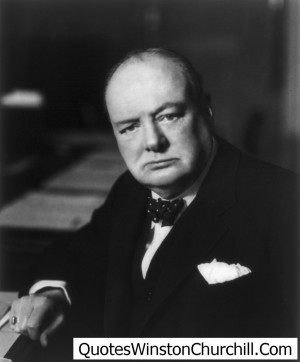 Winston Churchill Quotes – Famous Qutoes from Churchill