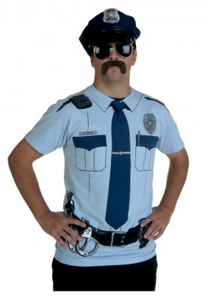 home halloween costume ideas police costumes men