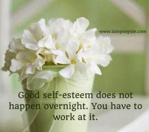 Self esteem quotes, best, deep, sayings, work