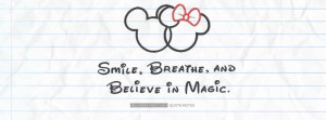Smile Breathe And Believe In