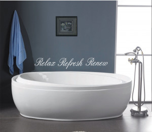Bathroom Wall Stickers Picture