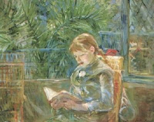 Berthe Morisot Berthe Morisot Berthe Morisot Style: Impressionism ...