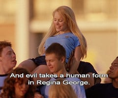 Images Of Mean Girls Quote Regina George Text Typography Kootation Com ...
