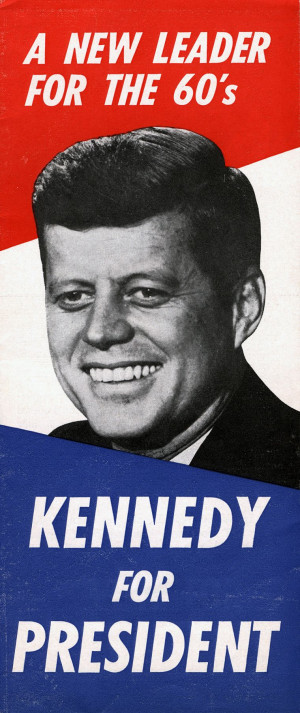 New Leader for the 60's Campaign Pamphlet