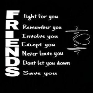The Friends Memorable quotes