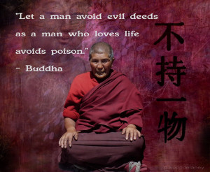 Buddha Quotes, Words and Sayings - Buddhism - Buddhist to live by