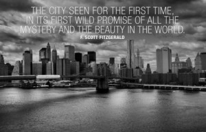 new york these light will inspire you quote picture quotes