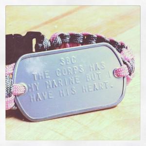 missing my marine quotes