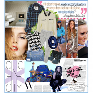 fashion look from November 2011 featuring Sea, New York blouses ...