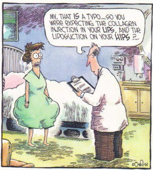 The Importance of Quality Transcription (Humor)