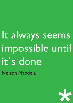 Entrepreneur Quotes Mandela