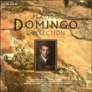 Placido Domingo Placido Domingo Collection UK DOUBLE LP SMR625