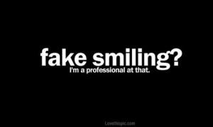 fake smiling quotes depressive dark emo sad sad quote