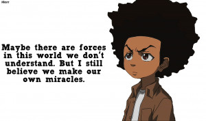Boondocks Quotes Huey