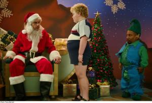 Bad Santa Bad Santa