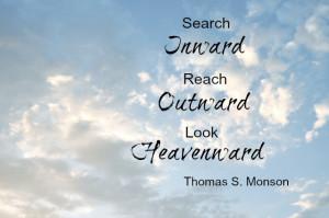 Thomas S. Monson quote