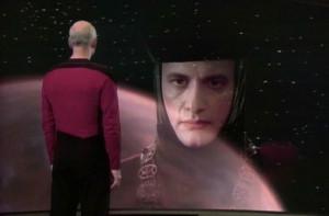 Star Trek TNG Q