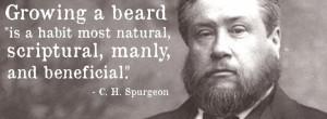 Don't Get the Calvinist Beard Movement