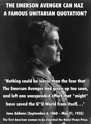 Jane Addams Quotes