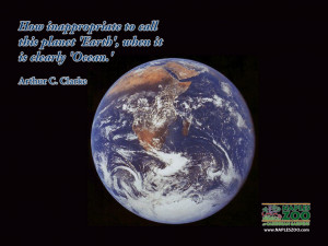 Quote from Arthur C. Clarke
