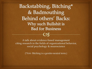 Back > Quotes For > Backstabbing Co Worker Quotes