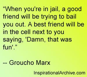 Jail quote #2