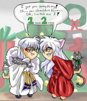 Homepage > Funny/Cute/Comics > Sesshomaru and Inuyasha (21).jpg