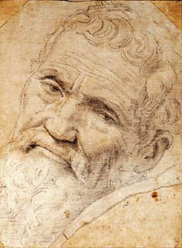 Michelangelo di Lodovico Buonarroti Simoni, 1474 - 1564
