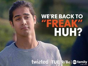 Twisted ABC Family | Season 1, Episode 4 Sleeping with the Frenemy ...