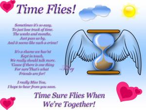 Time Flies :)