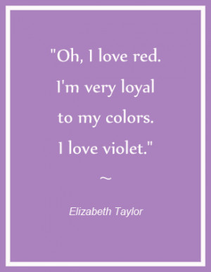 Elizabeth Taylor Quotes on Love http://www.shewandersshefinds.com/2013 ...