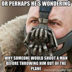 Dark Knight Rises. Bane quote More