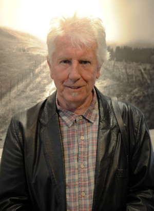 and photographer Graham Nash attends the Graham Nash Photo