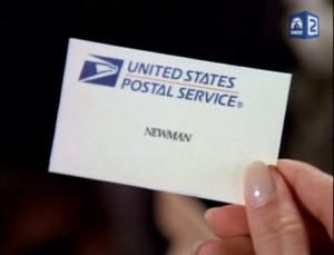 ... Stuff, Funny Stuff, Seinfeld Quotes, Postal Newman, Newman Business